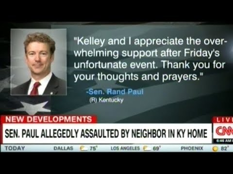 Senator Rand Paul's Injuries Much More Serious Then We Were Previously Told
