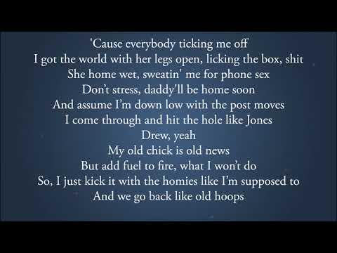 Mac Miller - Inertia (Lyrics Video)