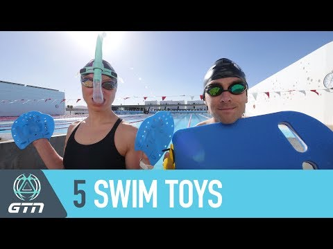 5 Swim Toys To Help Improve Your Technique | Swimming Tips For Beginners