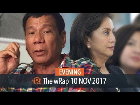Duterte says military should 'follow' VP Robredo