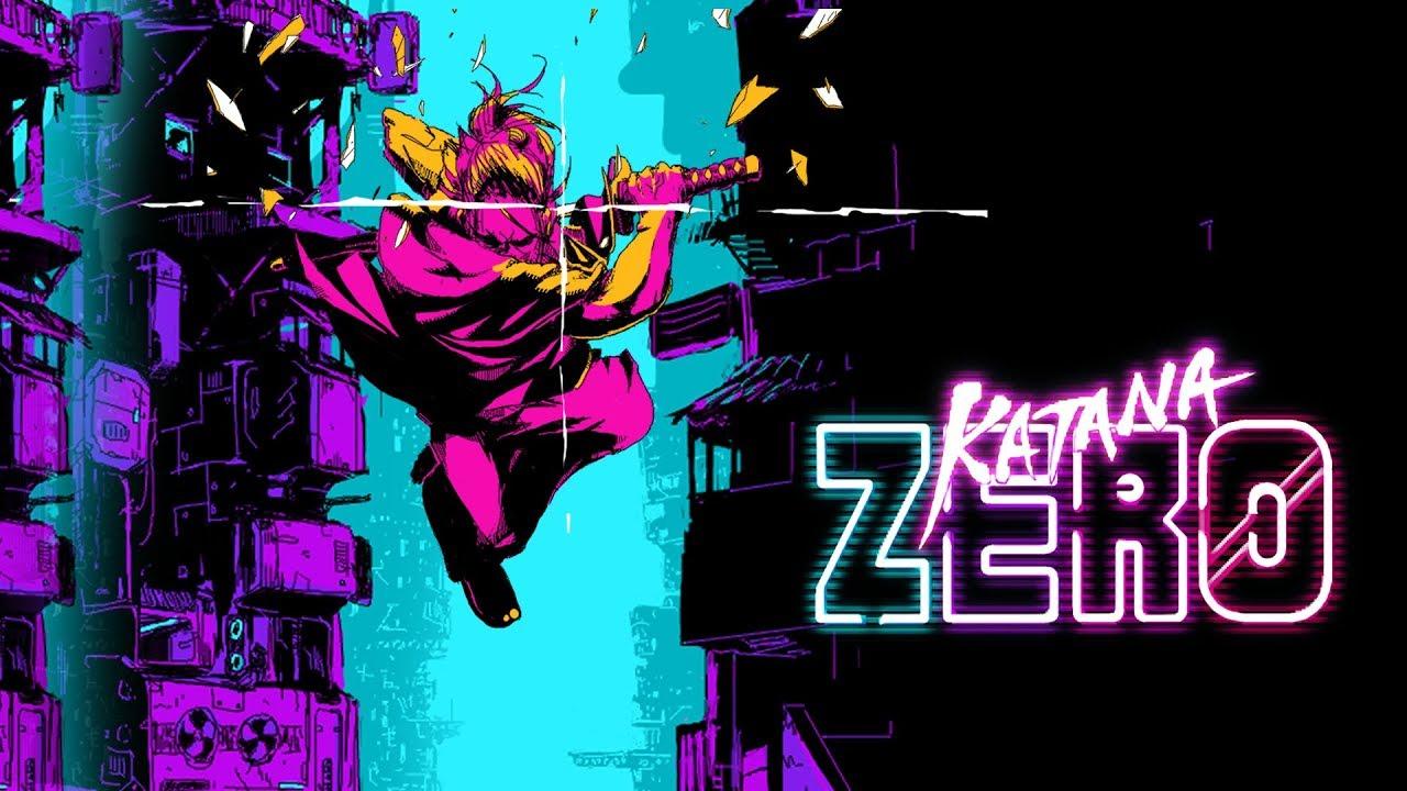 Katana Zero O Início De Gameplay Em Português Pt Br