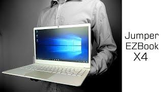 JUMPER EZbook X4 Notebook mit Intels Gemini Lake N4100 - Kurztest - Moschuss.de