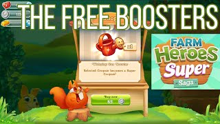Farm Heroes Super Saga Free Coin Boosters screenshot 5