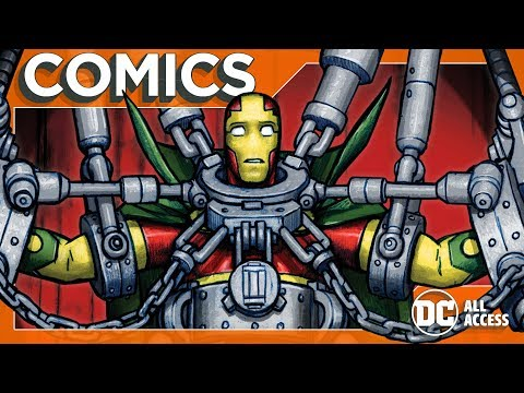 MISTER MIRACLE: Escapes Death! New Series w/ Tom King