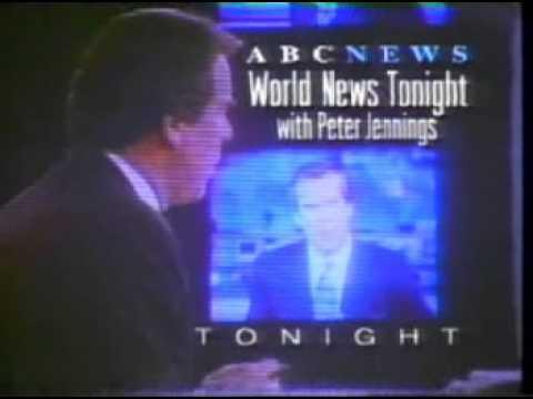 "1995 ABC ""World News Tonight"" commercials"