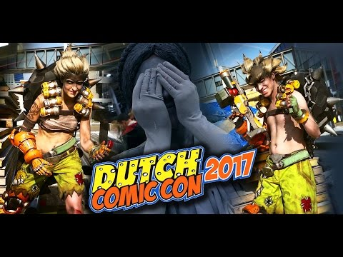 Dutch Comic Con 2017 :: Utrecht :: Cosplay Music Video :: CMV in 4k UHD :: #DCC2017