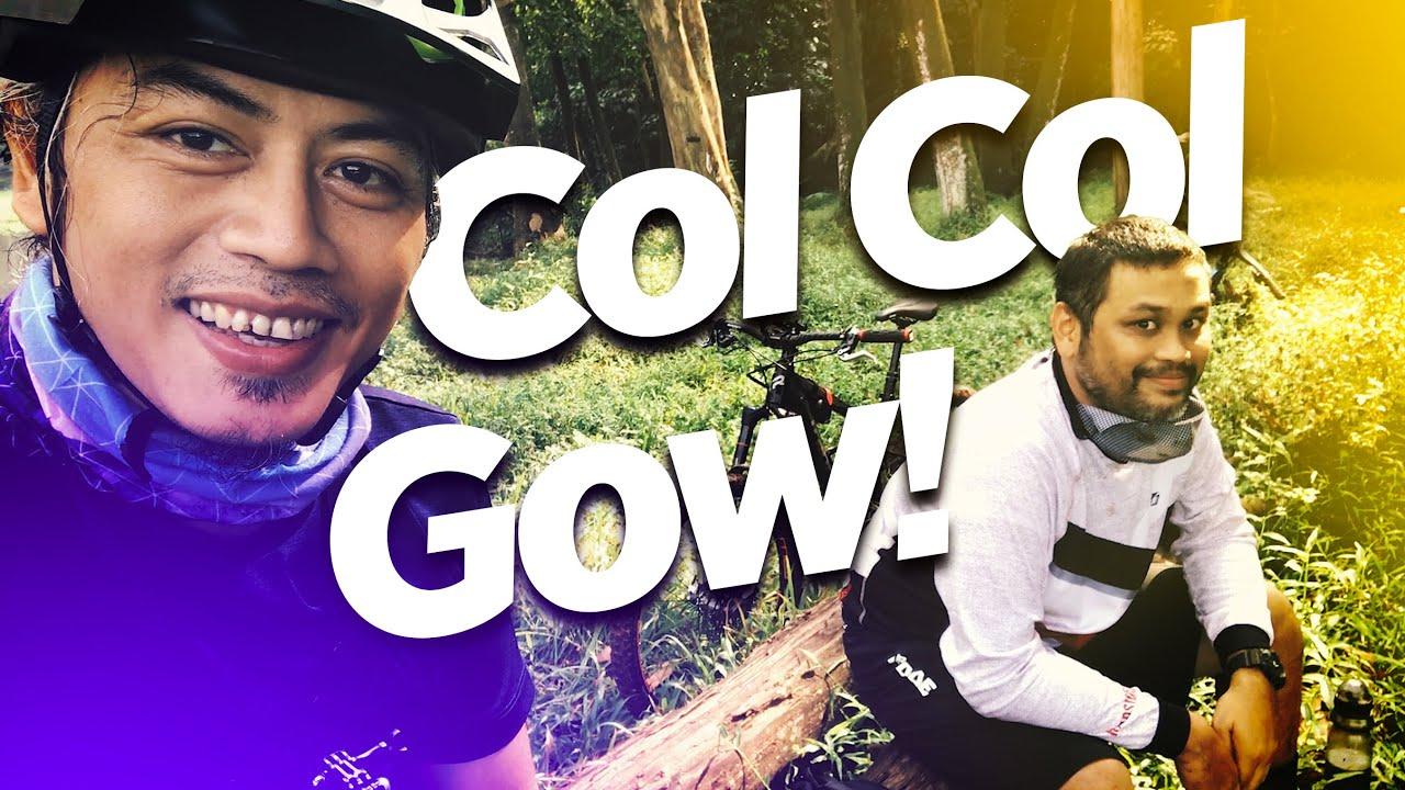 Colong Colong Gowes di Hutan UI Bike Park