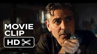 The Monuments Men Movie CLIP - Mens Radio (2014) - Bill Murray Movie HD