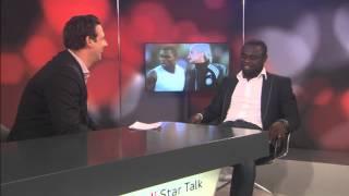 Asamoah im Audi Star Talk - TEIL1
