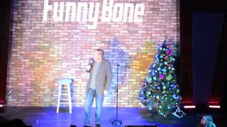 Mike Larsen - Columbus Funny Bone - Christmas 2018