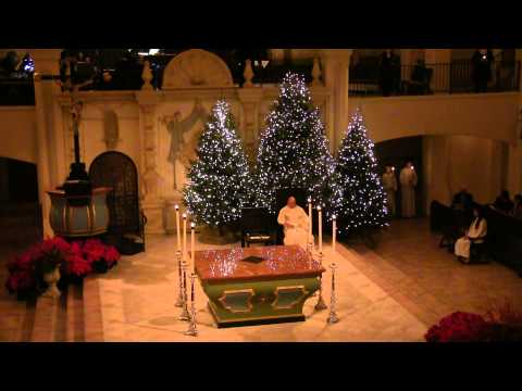 Silent Night by Franz Gruber, Lyrics by Joseph Mohr