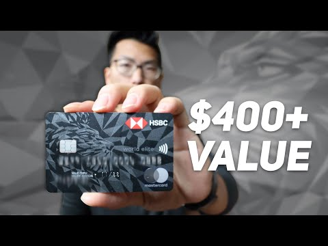 HSBC World Elite MasterCard: Canada's Most Underrated Credit Card?