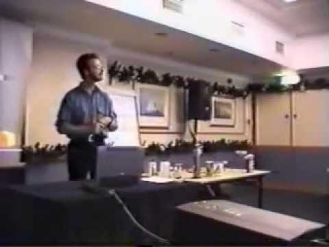 Armadacon 13: Dr Roy Lowry Presentaion.