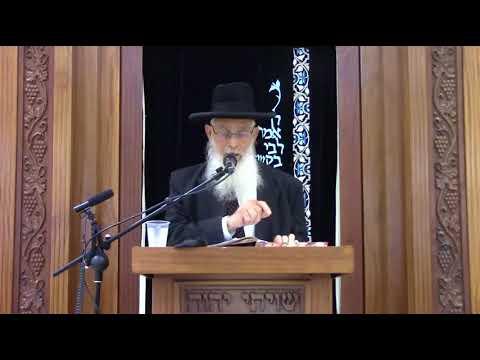 עקירה צורך הנחה - שיעור כללי במסכת כתובות - הרב יעקב אריאל