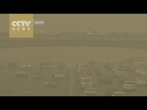 Punishing the polluters: Chinese lawmakers to amend Air Pollution Law
