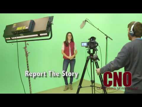Broadcast Journalism at Clackamas Community College