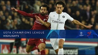 UEFA Champions League | PSG vs Liverpool | Highlights