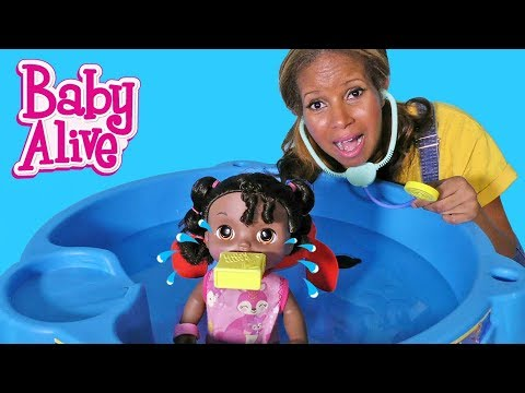 Baby Alive S Crying Sweet Tears Baby Alive Toy