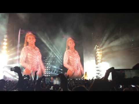 Beyoncé - Halo (Stadion Letzigrund, Zürich 14/07/16)
