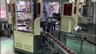 2도 자동 스크린 인쇄기 - CNC106 automat…