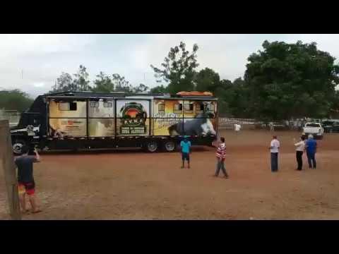 Comboio Piauiense Rumo a Brasília-DF
