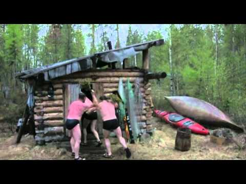 banja die russische sauna in der taiga youtube. Black Bedroom Furniture Sets. Home Design Ideas