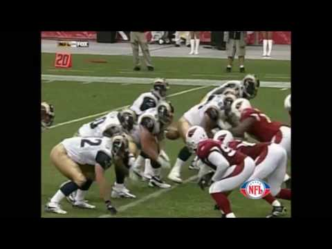 Torry Holt & Isaac Bruce vs Cardinals 2006