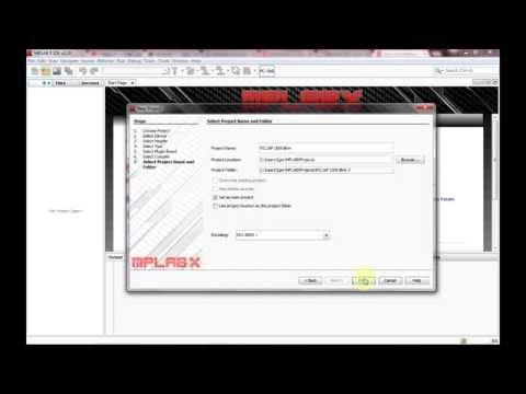 eapbg #6 Software 8bit PIC16F1508 Blink