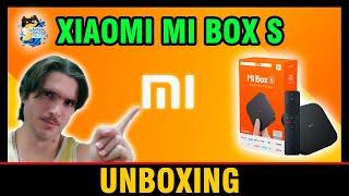 📽 Unboxing MI BOX S   La TV Box 4K ULTRA HD de XIAOMI 📺
