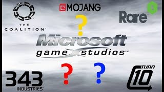 Microsoft Announcing They've Bought Multiple New Game Studios This Week!?!