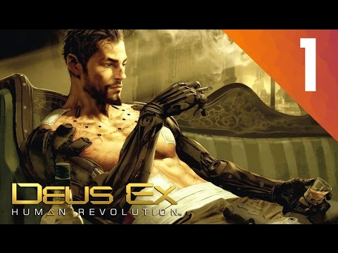 Deus Ex: Human Revolution - P1, Prologue: บทนำ [Thai/ไทย]