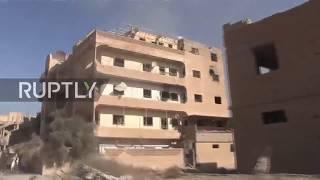 Syrien: Deir Ez-Zor nun vollständig unter Kontrolle der Regierungstruppen