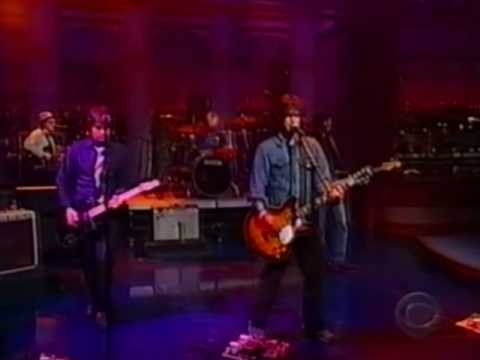 Pete Yorn - For Nancy (Live @ Letterman)