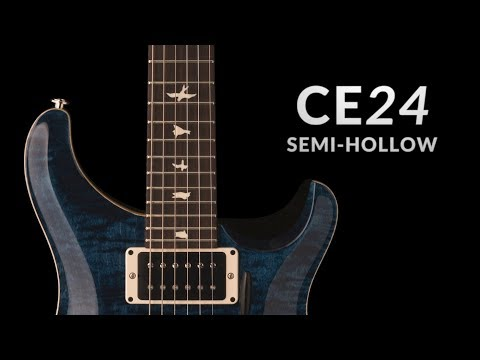 Review: PRS Guitars' CE 24 Semi-Hollow balances the fierce and familiar | Guitarworld