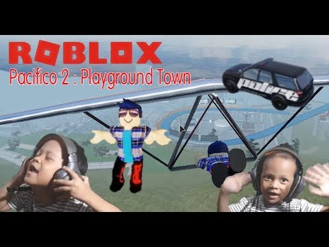 Roblox Pacifico 2 Playground Gameplay Select Your Team And Play In The Town Roblox Pacifico 2 Playground Town Youtube