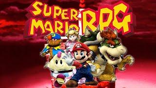 LIVE de Super Mario RPG - Pra valer agora!