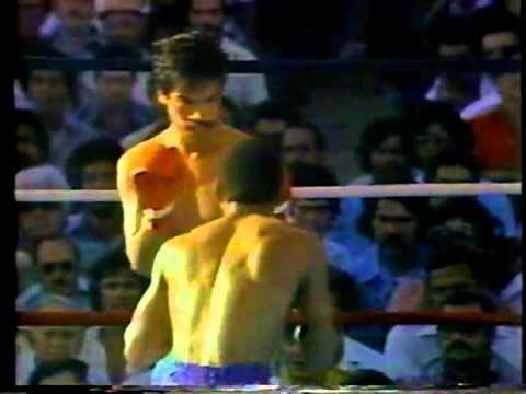 1979-1-14 Carlos Palomino vs Wilfredo Benítez