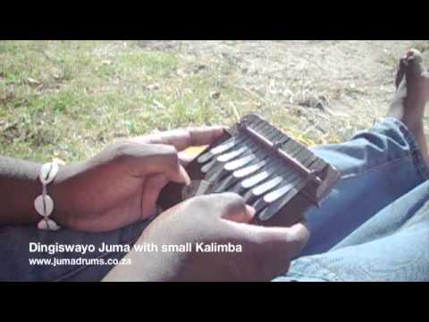 Nyunga-Nyunga / Kalimba Demonstration