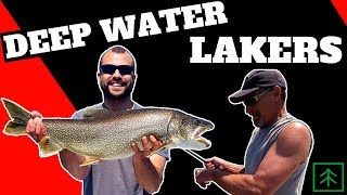 Fishing for Lake Trout - Lake Trout Fishing Tips