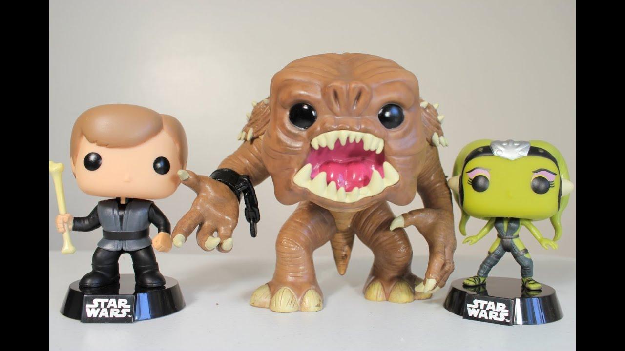 Funko Pop Star Wars Luke Skywalker