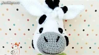 Амигуруми: схема Зебрик в горошек. Игрушки вязаные крючком - Free crochet patterns.