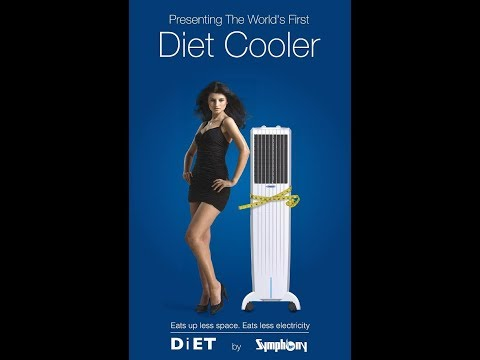 Symphony Diet 50i Tower Air Cooler  (White, 50 Liters) (Review & My Opinion)