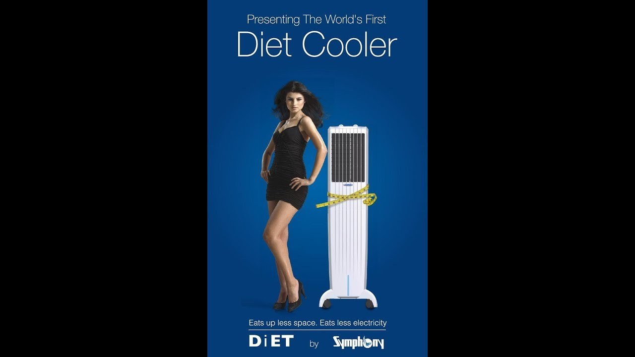 Symphony DiET 50i Tower Air Cooler 50 Litres Best Price is Rs. 9200