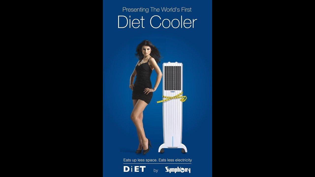 Symphony DiET50i Evaporative Air Cooler