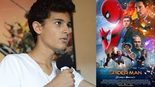 REVIEW - Spider-Man : Homecoming
