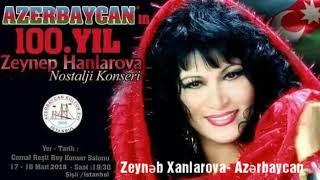Zeynəb Xanlarova 2018