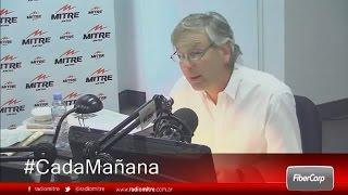 Cada Mañana - Marcelo Longobardi - Editorial - 15 09.2014