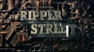 WELCOME TO WHITECHAPEL: Ripper Street Season 5 Teaser (FANMADE)