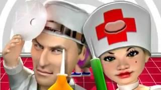 Смотреть Как достать квартиру Андрюша vs Доктор Шац + Медсестра Верка серия 10 онлайн