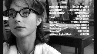 Closing Credits to Lunch Hour (1961) - Shirley-Anne Field